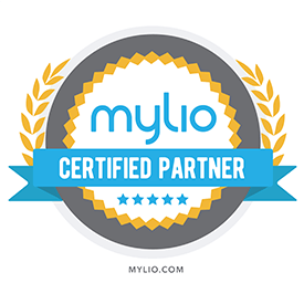 Mylio certification logo