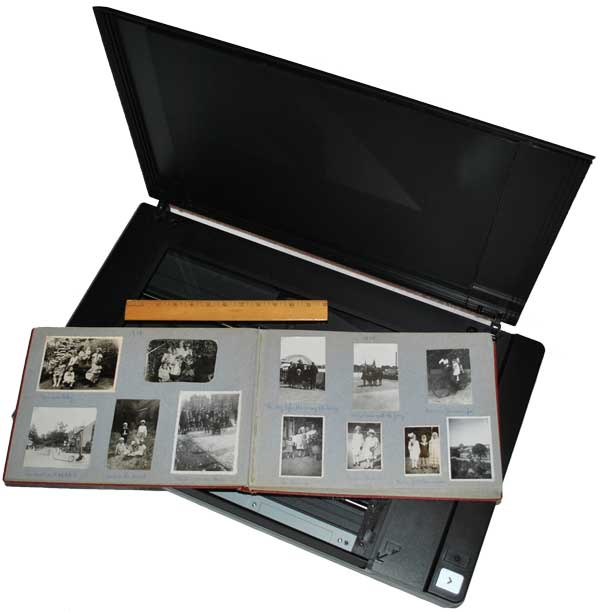 Kodak A3 scanner for scanning photo albums scrapbook pages and documents
