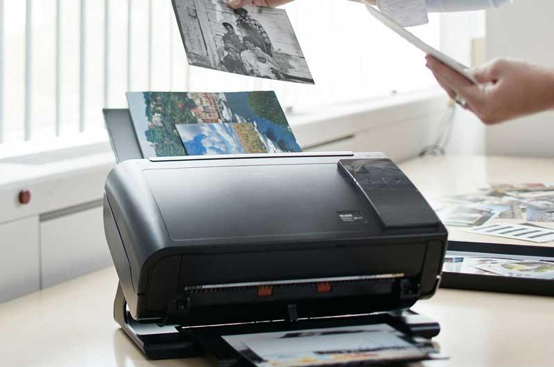 kodak photo scanner for scanning loose photos
