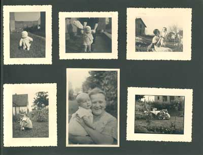 Photo Album Scanning